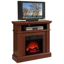 "Designs2Go 35"" TV Stand with Electric Fireplace"