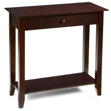 <strong>Convenience Concepts</strong> American Heritage Console Table