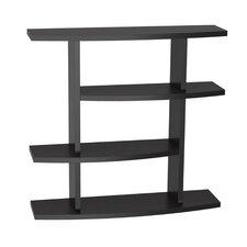 "<strong>Convenience Concepts</strong> Northfield Wave 40.25"" Bookcase"