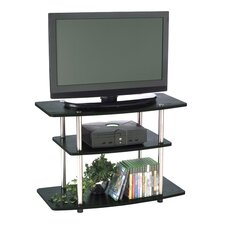 "Franklin 32"" TV Stand in Black"