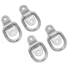 Surface Mount Tie Down Ring (4 Pack)