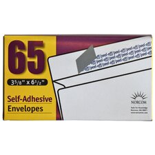 65 Count Self Adhesive Envelopes