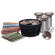 <strong>Mag-nif Inc</strong> 28 Piece Coin Sorting Kit