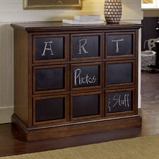 Hidden Treasures 3 Drawer Blackboard Chest