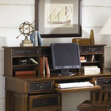"<strong>Hammary</strong> Mercantile 14"" H x 54"" W Desk Hutch"