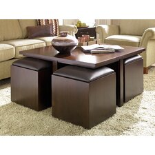 Cubic's Coffee Table Set