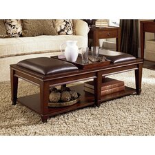 Sunset Valley Coffee Table with Tray Top