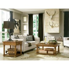 Americana Home Coffee Table Set