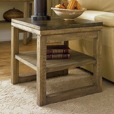 Spaces End Table