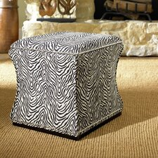 Hidden Treasures Storage Ottoman
