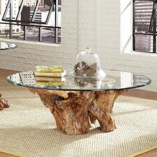 Hidden Treasures Root Ball Coffee Table