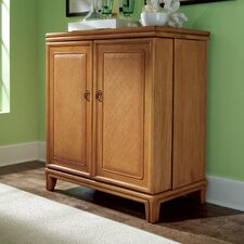 Antigua Flip Top Bar Cabinet