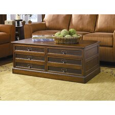Mercantile Storage Coffee Table Set