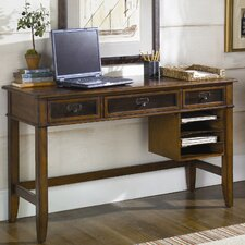 Mercantile Computer Desk with Keyboard Tray and 2 Drawer