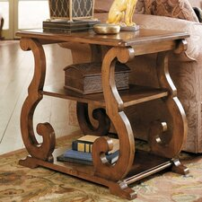 Siena Chairside Table