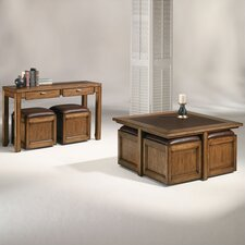 <strong>Hammary</strong> Kanson Storage Coffee Table Set