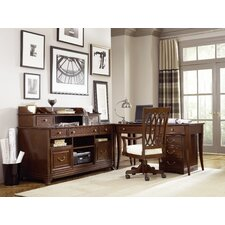 Cherry Grove the New Generation Credenza Desk