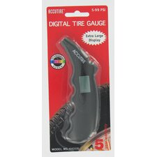 Digital Tire Gauge With Pistol Grip