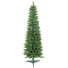 <strong>Jolly Workshop</strong> 5' Green Pencil Artificial Christmas Tree