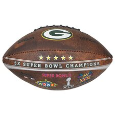 NFL Commemorative Championship Football