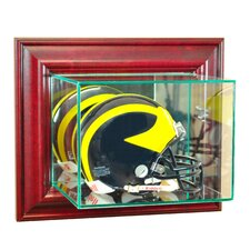 Wall Mounted Mini Helmet Display Case