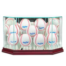 9 Baseball Display Case