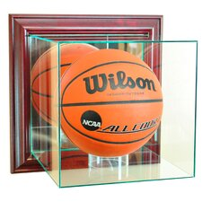 Wall Mounted Basketball Display Case