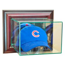 Wall Mounted Cap and Hat Display Case