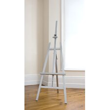 "<strong>Erias Home Designs</strong> Solid Beach Wood 69"" x 26"" Easel"