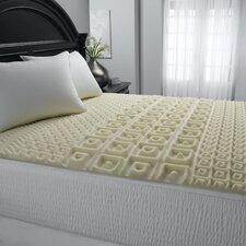 5 Zone Contour Comfort Polyurethane Topper