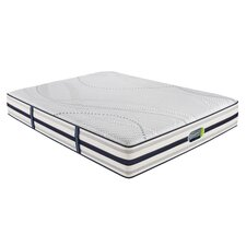"Beautyrest Recharge Hybrid 11.5"" Memory Foam Luxury Firm Mattress"