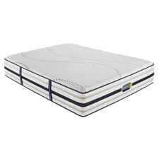 "Beautyrest Recharge Hybrid 14"" Memory Foam Ultimate Luxury Firm Mattress"