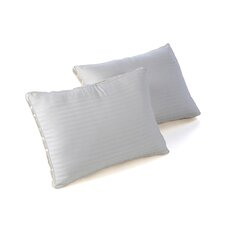 100% Pima Cotton Extra Firm Pillow (Set of 2)
