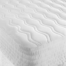 <strong>Simmons</strong> Cotton Top Mattress Pad with Premium Fibers