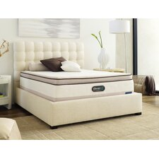 <strong>Simmons</strong> TruEnergy Chloe Evenloft Plush Memory Foam Top Mattress