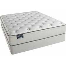 <strong>Simmons</strong> BeautySleep Huntcliff Plush Euro Top Mattress