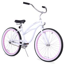 Women's Urban Lady Beach Cruiser Bike II