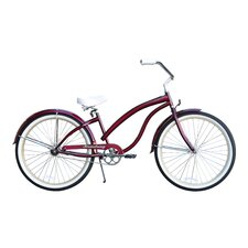 Women's Bella Fashionista Beach Cruiser Bike