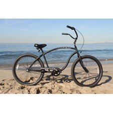 <strong>Beachbikes</strong> Men's Chief Beach Cruiser Bike