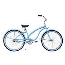 Women's Beach Cruiser Bike