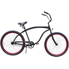 Men's Bruiser Beach Cruiser Bike