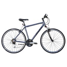 Men's Cross 300 24-Speed Hybrid Bike