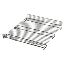 "28"" Retail Cart Shelf (2 Pack)"