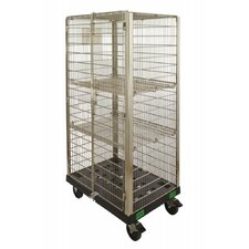"Security 23"" Cage Cart"