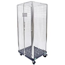 "Security 28"" Cage Cart"