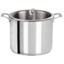 Casteline Fixed Handle Stock Pot with Lid