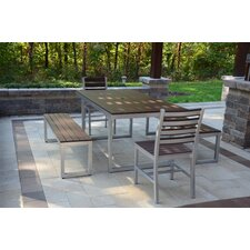 <strong>Elan Furniture</strong> Kinzie 5 Piece Dining Set