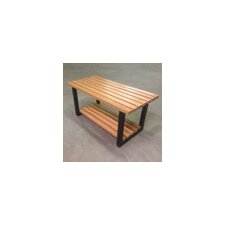 "Rail 36"" Entryway Shoe Bench"