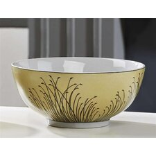 <strong>GiftCraft</strong> Decorative Bowl with Wheat Grass Design