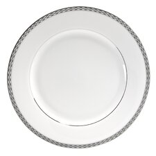 "<strong>Ten Strawberry Street</strong> Athens 10.625"" Dinner Plate"
